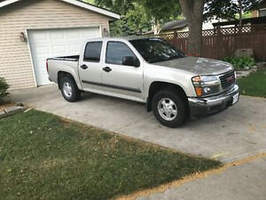 2007 GMC Canyon Pickup Truck