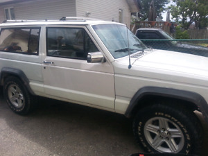 90 jeep Cherokee 4.0 5spd