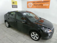 2008 Ford Focus 1.6 100bhp Zetec ***BUY FOR ONLY £21 PER WEEK***