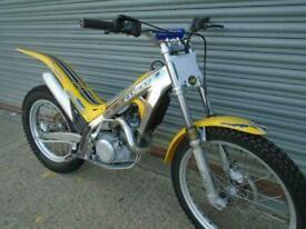 Gas Gas TXT200 Trials bike
