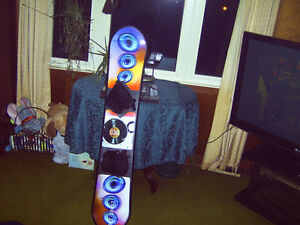 Poly snowboard