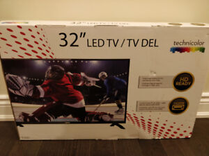 "✯ BNIB Technicolor (RCA) 32"" LED TV – Great Holiday Gift! ✯"