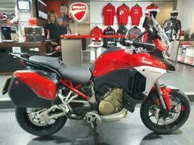 DUCATI Multistrada V4 S Travel in Ducati Red