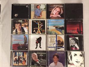 CD musique diverse française