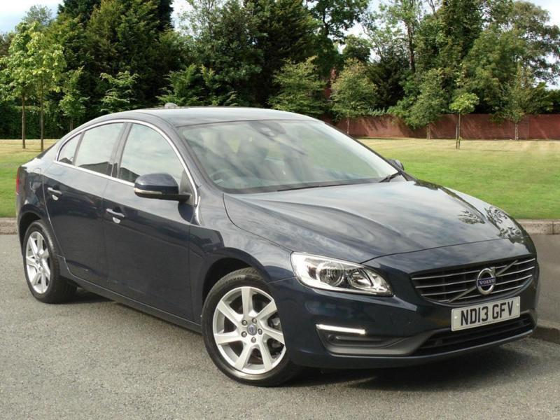 2013 volvo s60 d3 136 se in norwich norfolk gumtree. Black Bedroom Furniture Sets. Home Design Ideas