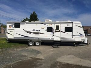 2009 Puma Travel Trailer (bought new in 2010)