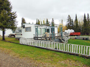 Sprinter RV with Add-on on an nice lot at Whitefish Lake