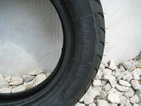 Scooter michelin power pure tire