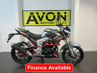 Lexmoto Venom SE 125cc - LIMITED SPECIAL EDITION - FINANCE AVAILABLE