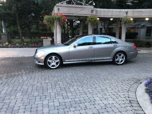 2007 Mercedes-Benz S550 amg package lowkm