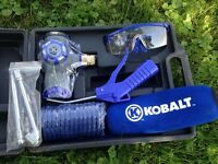 portable compressed air tool  system