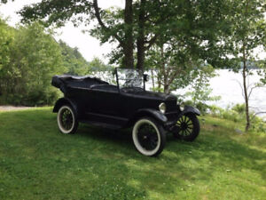 """Model T Touring  """"Sale/Trade"""""""