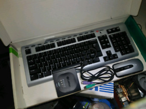 Labtec wireless keyboard and mouse combo