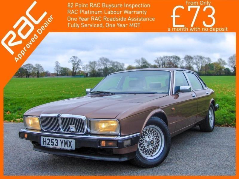 1991 jaguar xj 4 0 auto very good condition 100 original. Black Bedroom Furniture Sets. Home Design Ideas