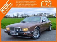 1991 Jaguar XJ 4.0 Auto Very Good Condition 100% Original Full Leather Air Condi