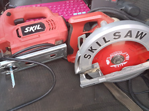 SKILSAW ONLY USED BARELY