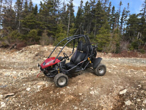 150 cc American sport works carbide buggy