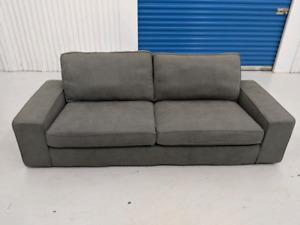 Brand   New    Gray  IKEA   KIVIK    Sofa.   Free     Delivery.