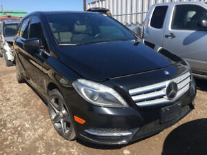 2014 Mercedes B250 just arrived for sale at Pic N Save!