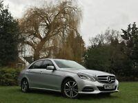 Mercedes E Class 2.1 E 220 CDI SE (silver) 2013