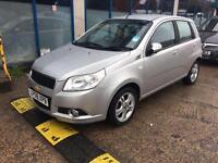 Chevrolet Aveo 1.4 LT 5 DOOR - 2008 08-REG - 10 MONTHS MOT