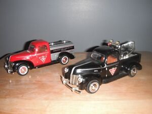 Canadian Tire Collectible Gas Bar Trucks