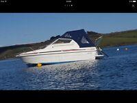 Fairline sprint 21 sports cruiser