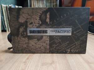 Band of Brothers & Pacific Blu-Ray