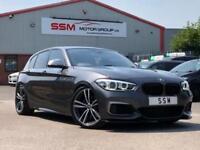 2016 BMW 1 Series 3.0 M140i Sports Hatch Sport Auto (s/s) 5dr