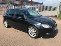 ***VOLKSWAGEN GOLF 2.0 GT-TDI FULL SERVICE HISTORY•PRIVACY GLASS•ALLOYS•EXTRAS**