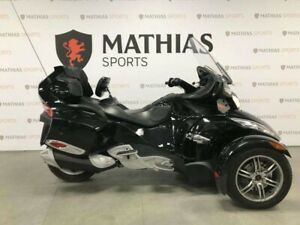 2010 CAN AM Spyder RTS