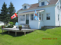 *BEST TIME* Bay of Fundy Sept/October Rental in Nova Scotia