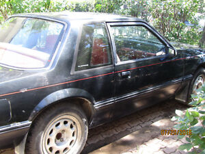 Classic Foxbody Mustang - needs some TLC