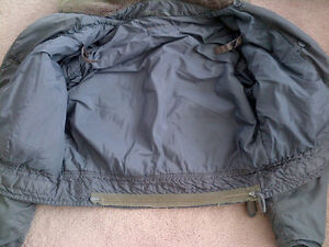 VINTAGE RARE 1950s ROYAL CANADIAN AIR FORCE FLIGHT JACKET COAT Oakville / Halton Region Toronto (GTA) image 3