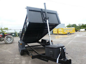 2016 DUMP , UTILITY  AND EQUIPMENT TRAILERS