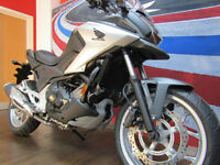 Honda NC750X BLACK 0% PCP FINANCE AVAILABLE