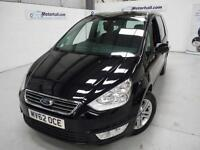 Ford Galaxy ZETEC TDCI + 5 SERV STAMPS + 7 SEATS