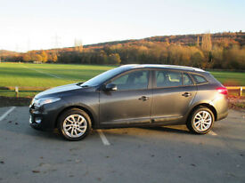 Renault Megane 1.5dCi ( 90bhp ) ECO 2012MY Expression +