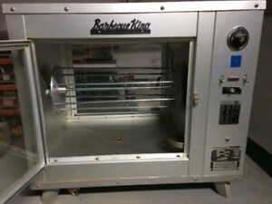 Commercial Infrared Rotisserie by Barbecue King