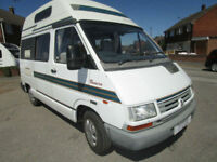 Auto-Sleepers Romero 2 Berth End Kitchen Campervan for Sale Ref 13676