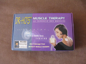 Dr. Ho's Muscle Therapy Pain Relief System - NEW IN BOX