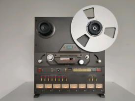 "Tascam 38 1/4"" Reel to Reel Tape Machine"