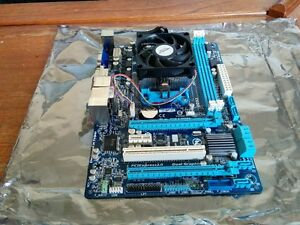 a4 5300 fm2 cpu and motherboard