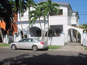 Furnished townhouse for rent in Havana City, Cuba