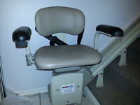 Bruno Stair chair or Stair lift with track for sale ** WOW ***