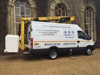 Cherry Picker Hire with operator Hertfordshire and surrounding areas
