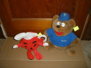 Promotional Plush From the Past - Stuffed Campbell's Soup Bear London Ontario image 4
