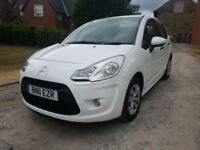 2011 CITROEN C3 1.4 VT - STUNNING EXAMPLE - LADY OWNER