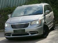 2013 Chrysler Grand Voyager 2.8 CRD Limited Auto 5dr MPV Diesel Automatic