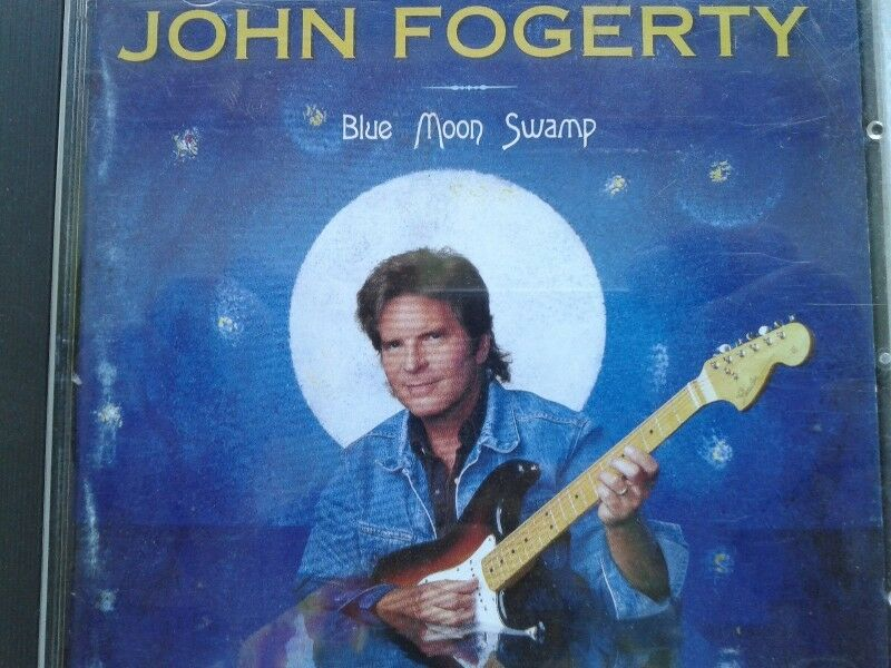 John Fogerty - Blue Moon Swamp ,cd